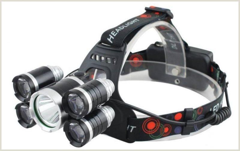 alat keselamatan kerja-Lampu Kepala (Head Lamp)
