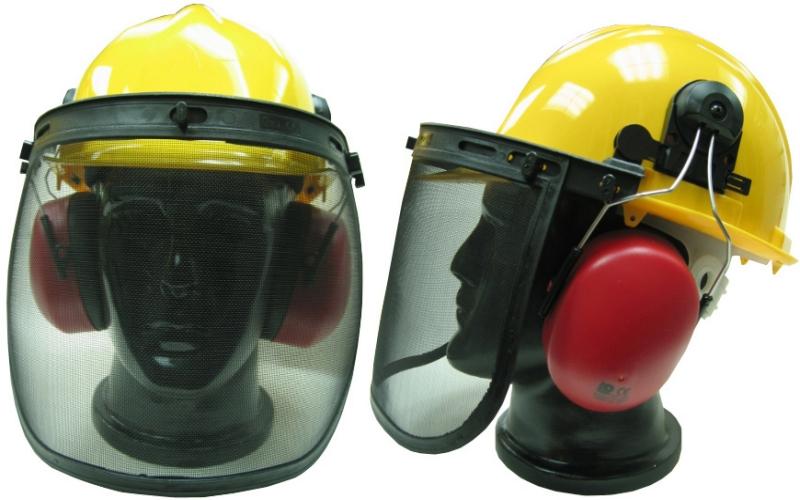alat keselamatan kerja-pelindung muka