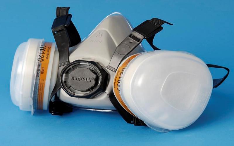 alat keselamatan kerja-Penyaring Udara (Safety Masker/Masker Respirator)