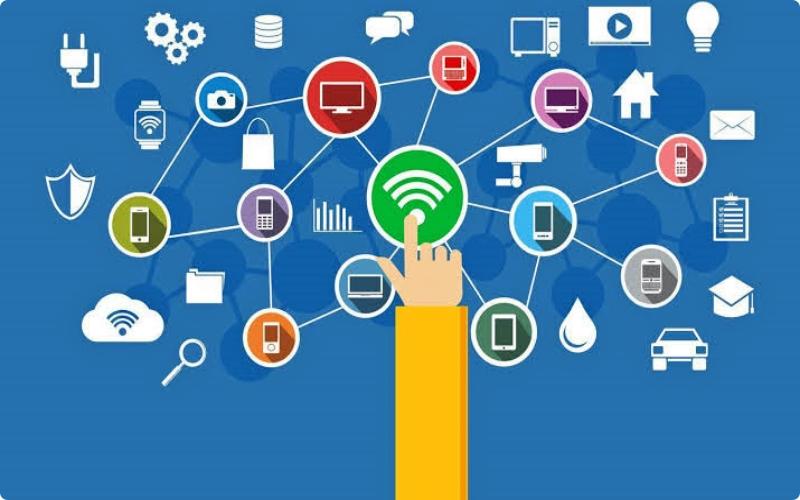 Alat Komunikasi Modern Jaringan Internet