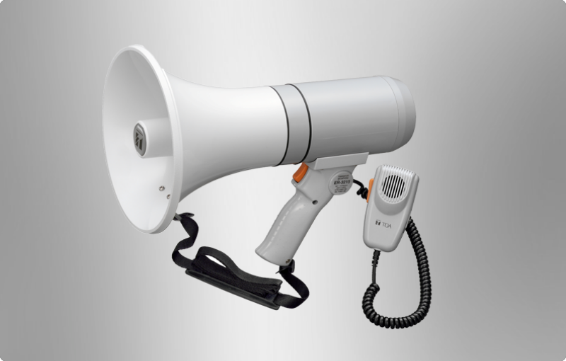 Alat Komunikasi Modern Microfon dan Toa