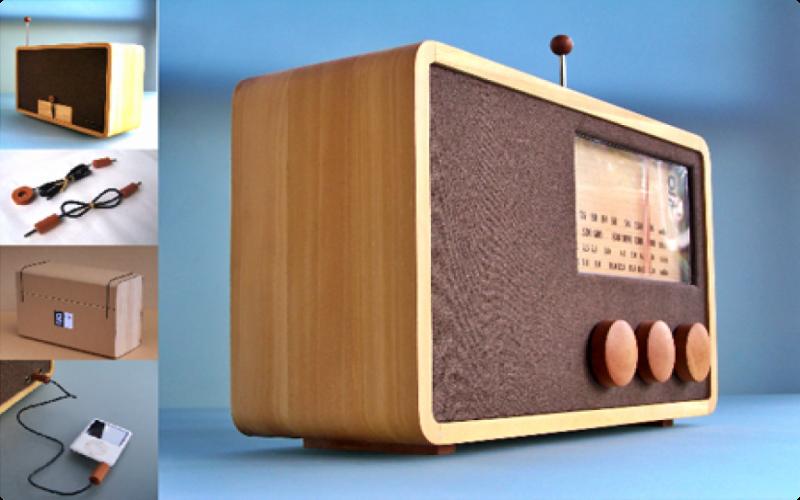 Alat Komunikasi Radio Modern