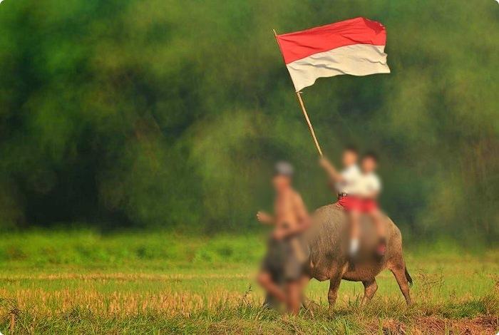 Alat Komunikasi Tradisional Bendera
