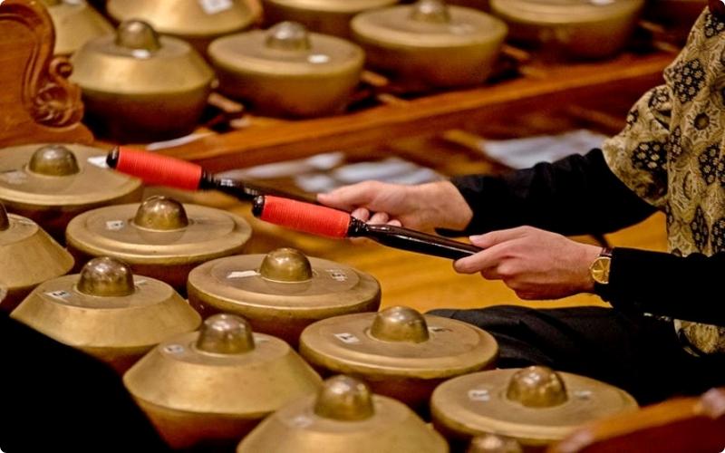 Alat Komunikasi Tradisional Gamelan