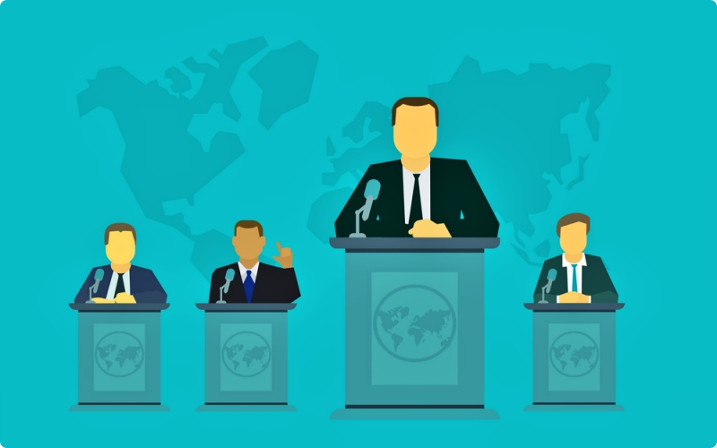 Dampak Pada Bidang Politik