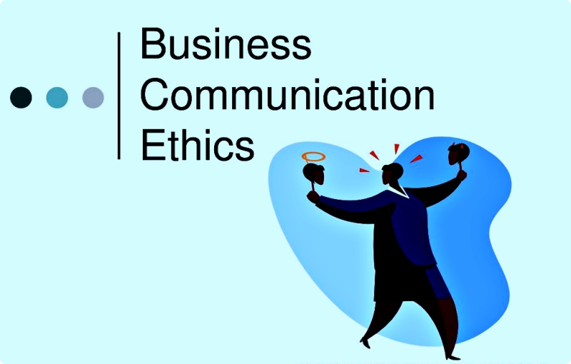 Pengertian Umum Etika Komunikasi Bisnis