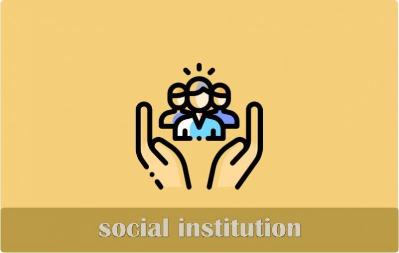 ciri-lembaga-sosial