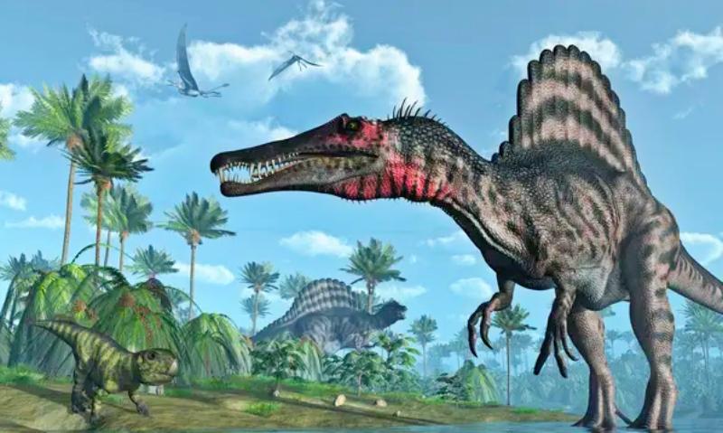 jenis jenis dinosaurus Spinosaurus
