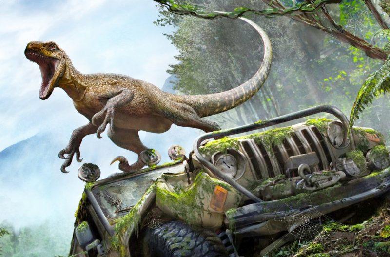 jenis jenis dinosaurus Velociraptor
