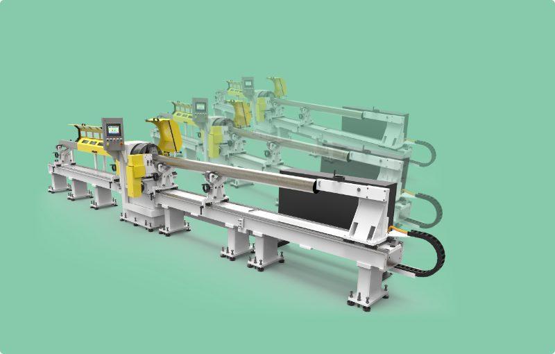 jenis-jenis-mesin-bubut-Meja-Panjang-Long-Bed-Lathe
