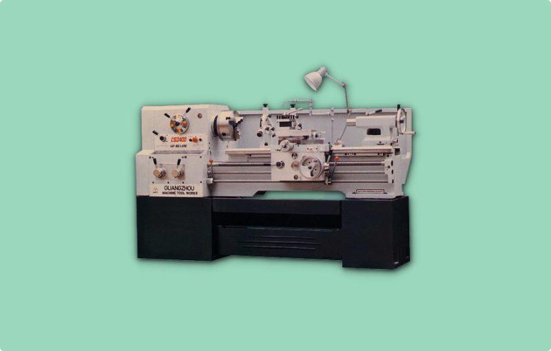 jenis-jenis-mesin-bubut-Mesin-Bubut-Centre-Lathe