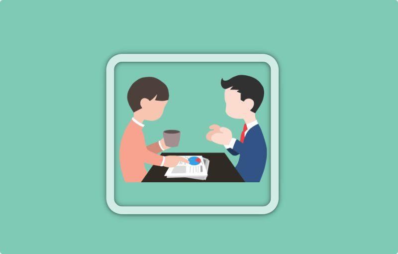 komunikasi verbal dan non verbal.