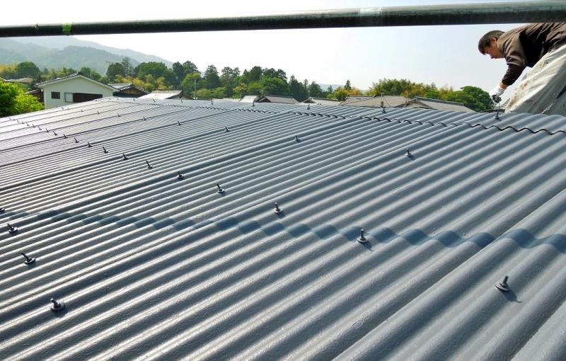 macam-macam-atap-Atap-Asbes