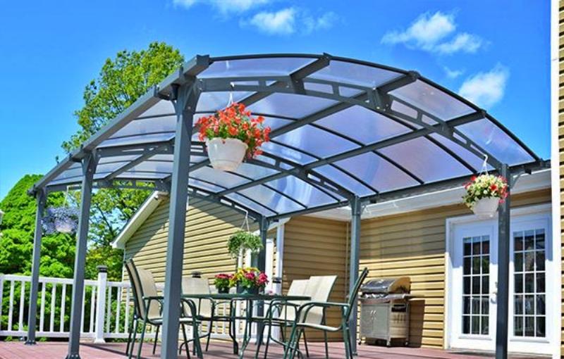 macam-macam-atap-Atap-Canopy