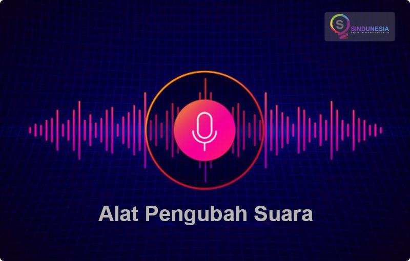Aplikasi-pengubah-suara