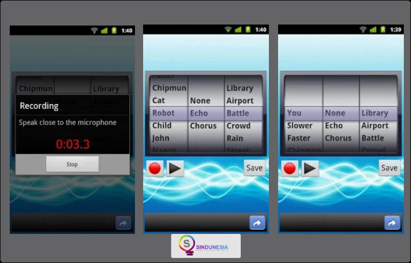 Best Voice Changer-Aplikasi Edit Musik PC yang Kekinian