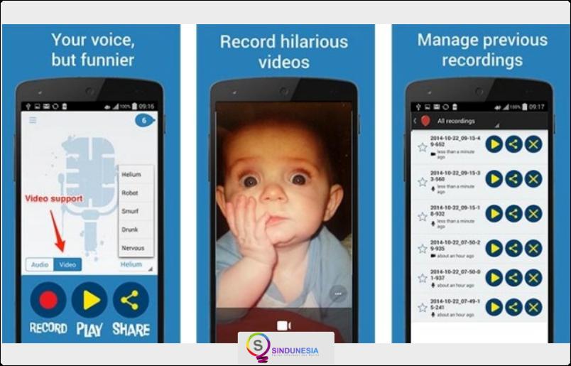 aplikasi pengubah suara Call Voice Changer – IntCall-aplikasi pengubah suara saat telepon