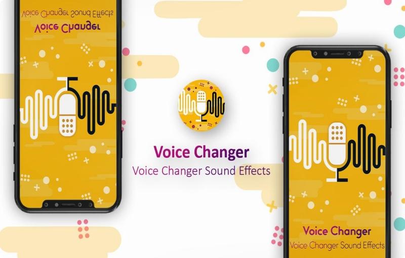 aplikasi pengubah suara saat main game-Voice Changer Sound Effects