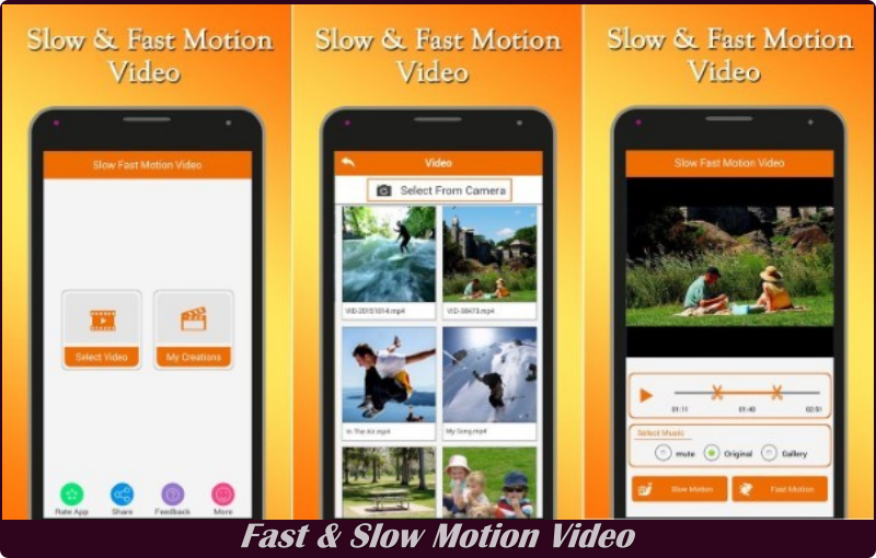 download aplikasi Fast & Slow Motion Video