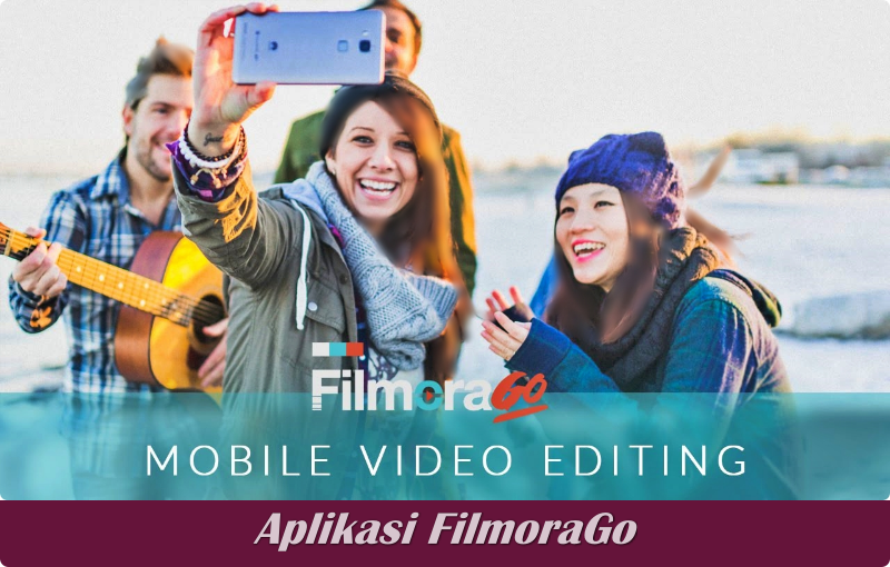 download aplikasi FilmoraGo