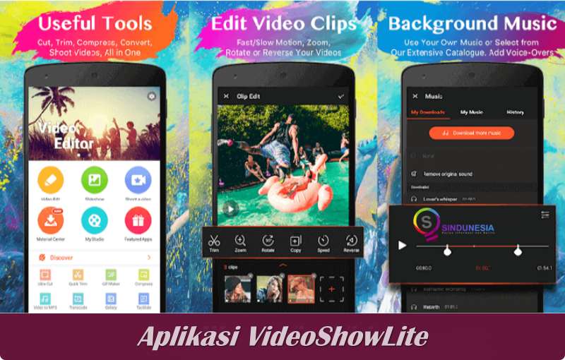 download aplikasi VideoShowLite