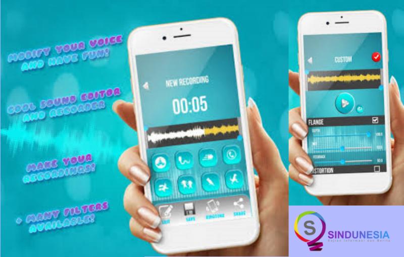 download aplikasi Voice Changer Studio