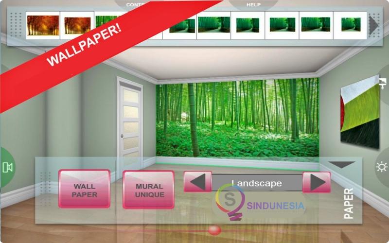 Desain Ruang Interior 3D