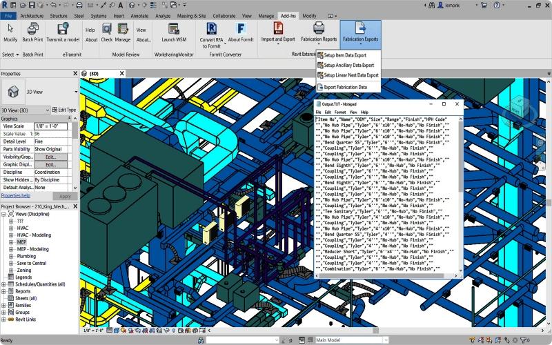 Aplikasi desain rumah Autodesk Revit