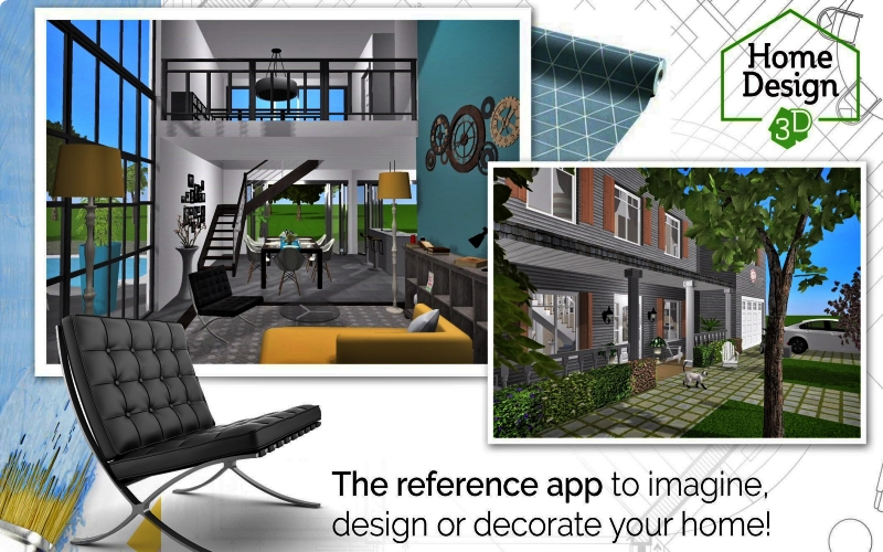 Desain Rumah 3D - FREEMIUM