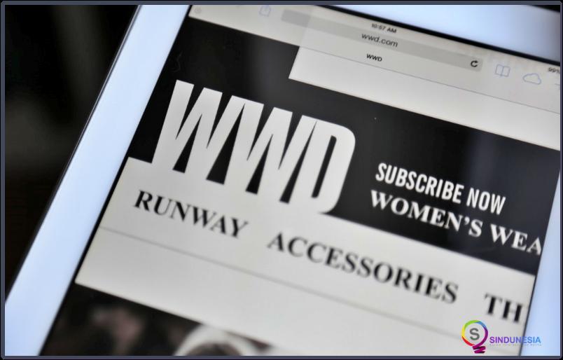 aplikasi desain baju WWD Women's Wear Daily