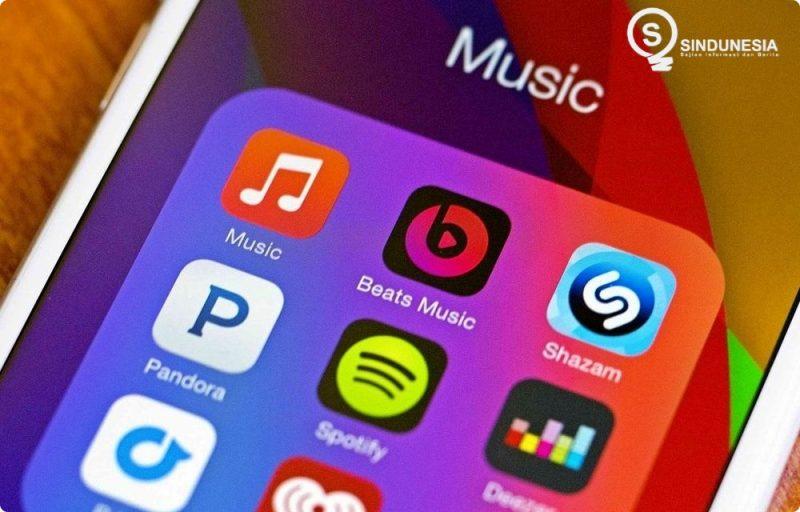 aplikasi musik android