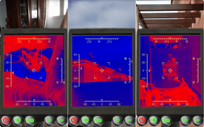download aplikaasi kamera android Thermal Camera Simulated