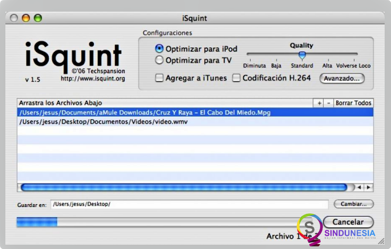 download aplikasi convert video iSquint