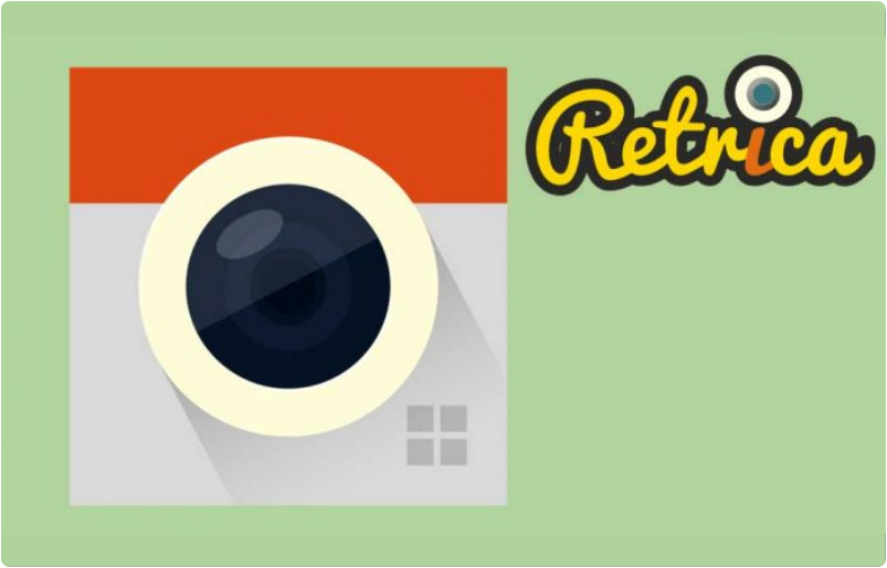 download aplikasi kamera Retrica
