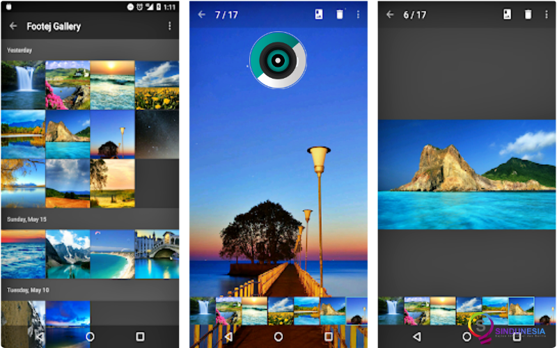 download aplikasi kamera android Footej Camera