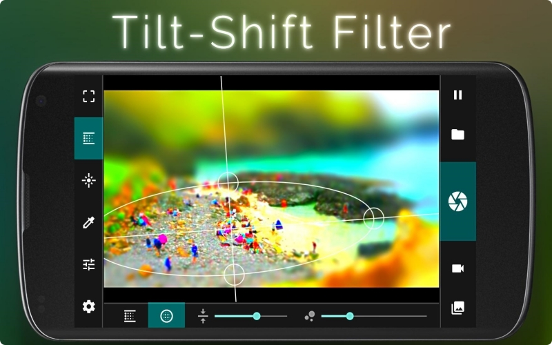 download aplikasi kamera android Tilt-Shift Camera