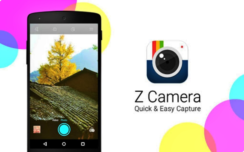 download aplikasi kamera android Z Camera