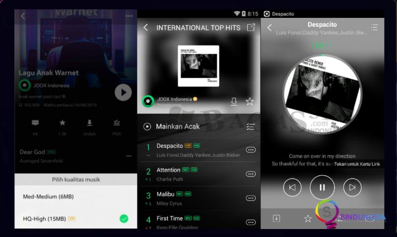 download aplikasi musik android Joox