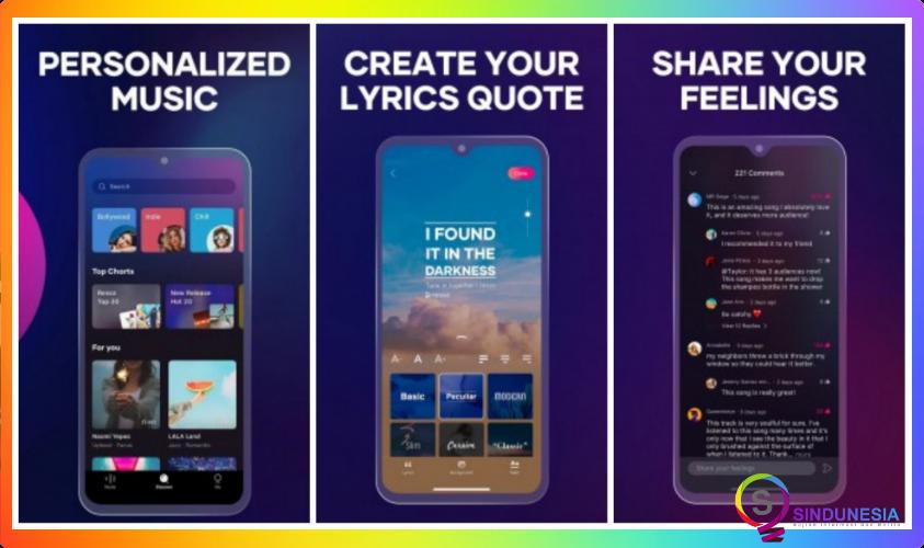download aplikasi musik android Resso