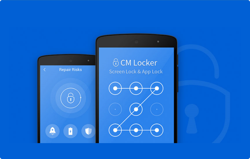 Apliakasi pengunci aplikasi CM Locker