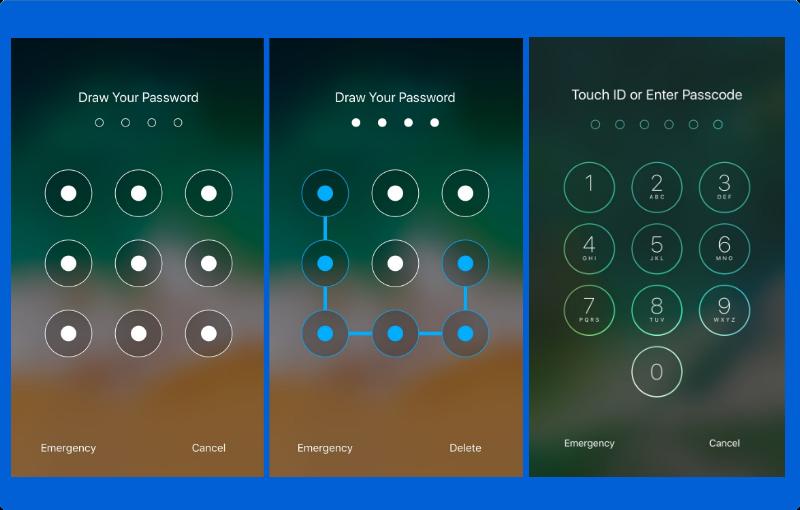 Apliakasi pengunci aplikasi Lock Screen Pattern