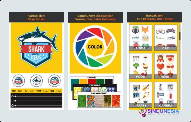Aplikasi Pembuat Logo Logo Maker 2019