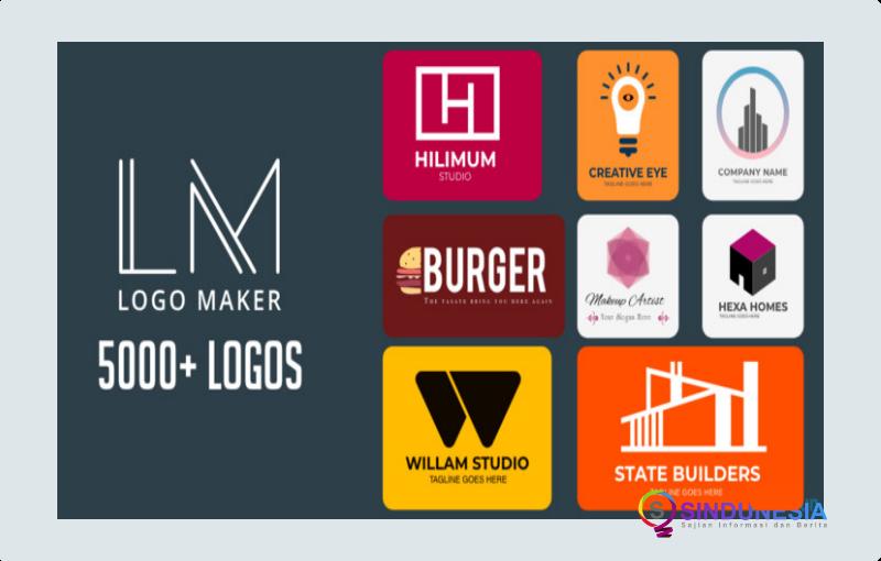 Aplikasi Pembuat Logo Logo Maker