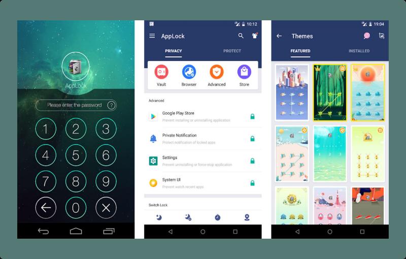 Aplikasi Pengunci Aplikasi AppLock – DoMobile Lab