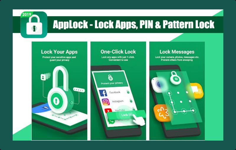 Aplikasi Pengunci Aplikasi AppLock – Hyper Speed