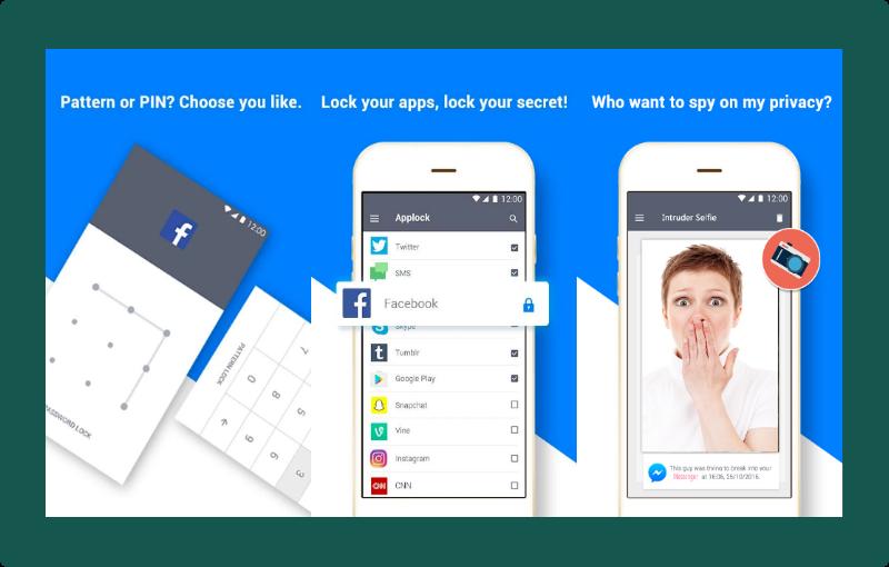 Aplikasi Pengunci Aplikasi AppLock – IVYMOBILE