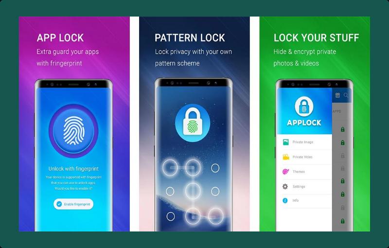 Aplikasi Pengunci Aplikasi AppLocker Lock Apps