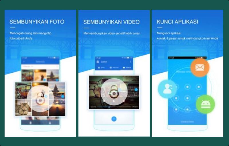 Aplikasi Pengunci Aplikasi LOCKit