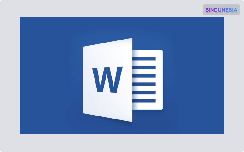 Aplikasi MS wORD