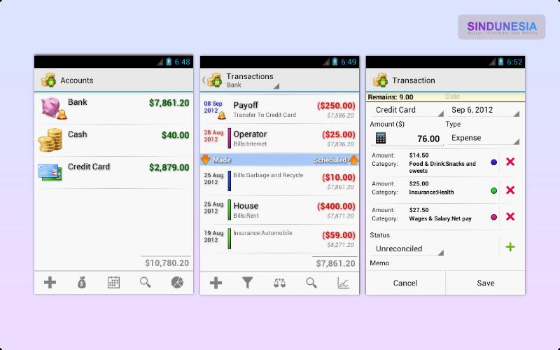 Cash Droid Aplikasi Penghasil Uang
